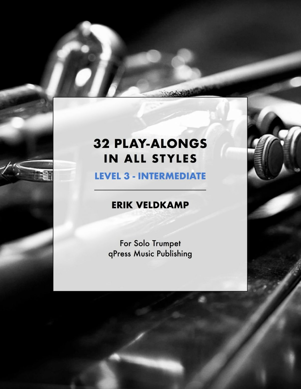 Veldkamp, 32 Play-Alongs in All Styles Level 3 (Intermediate)-p01