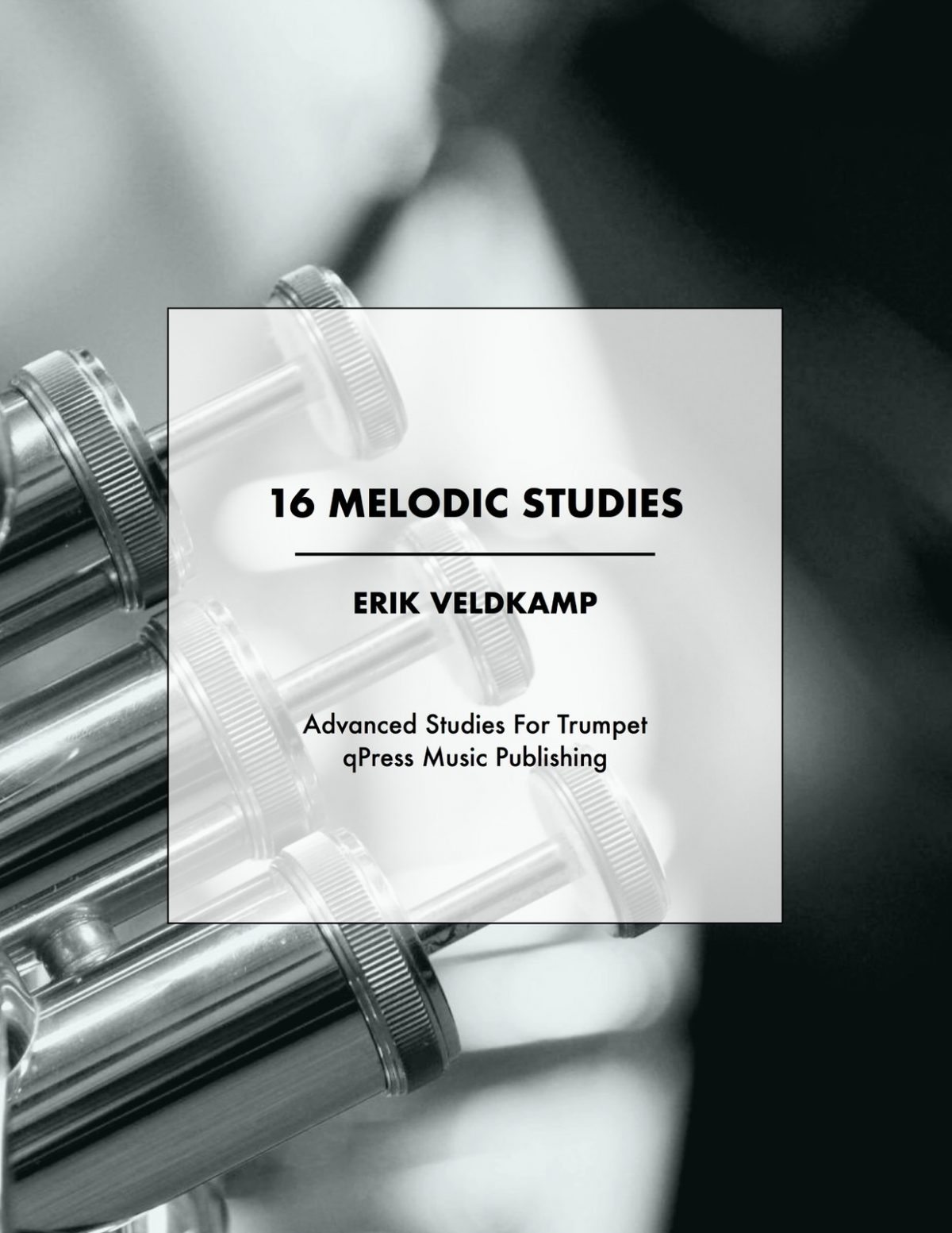 Veldkamp, 16 Melodic Studies for the Advanced Trumpeter-p01