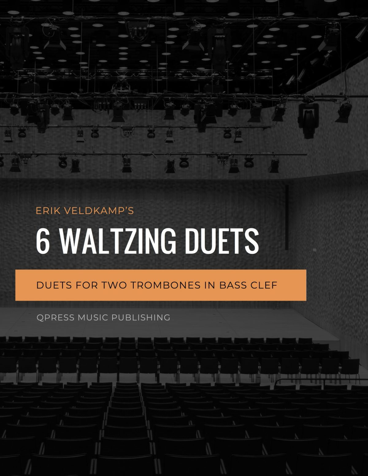 Veldkamp, Waltzing Duets for Trombone-p01