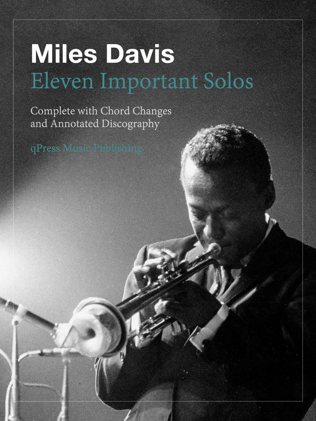 Miles Davis, 11 Important Solos-p01