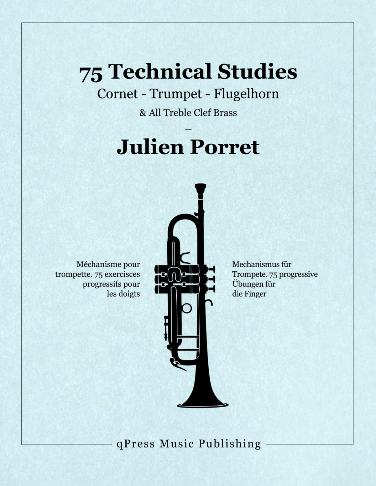 Porret, 75 Progressive Technical Studies-p01