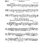Trombone 3 Page 1
