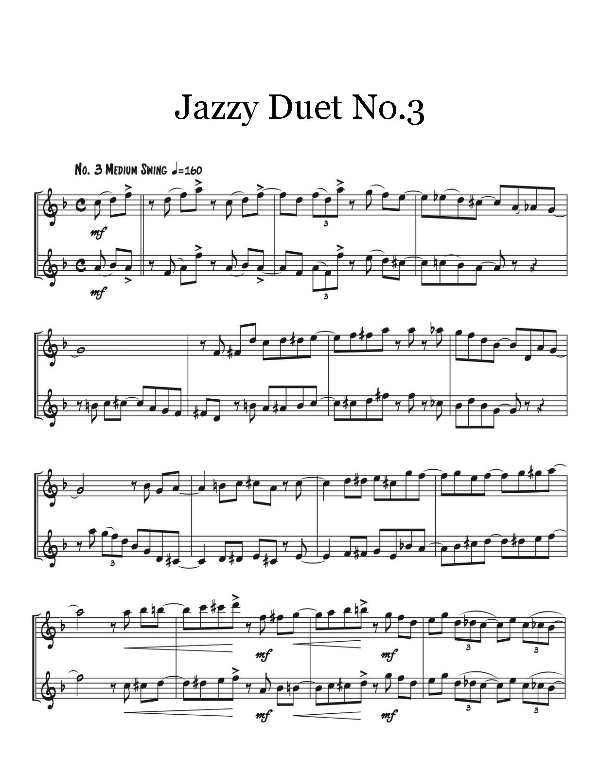 Veldkamp, 20 Jazzy Duets-p06