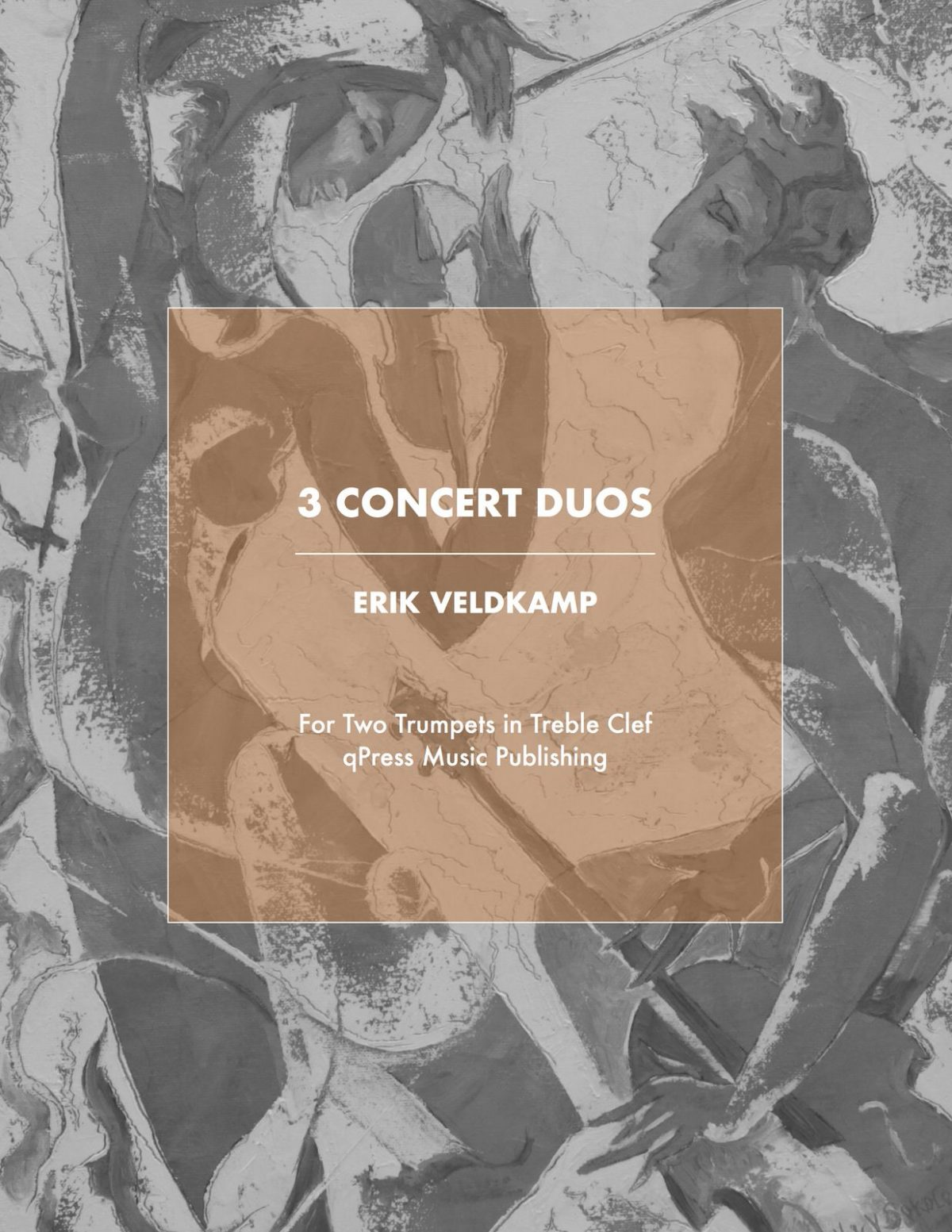 Veldkamp, 3 Concerto Duos (Parts and Score)-p01