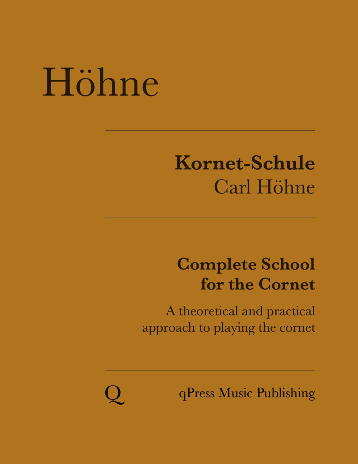 Hohne, Cornet School