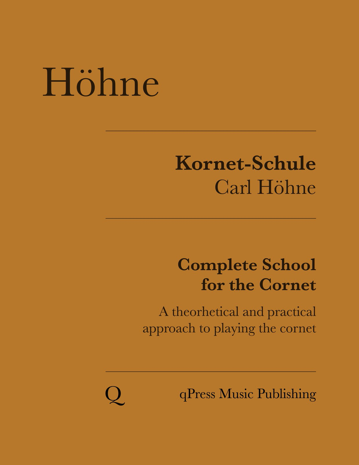 Hohne, Cornet School-p001