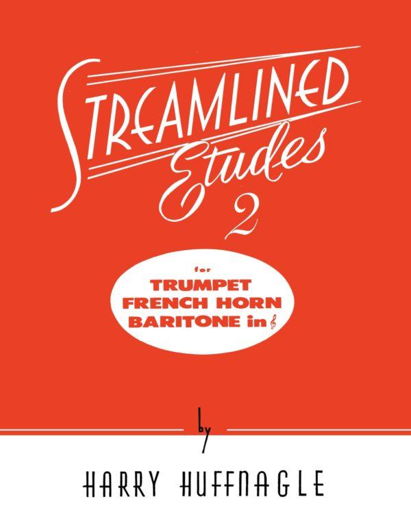 Streamlined Etudes Book 2