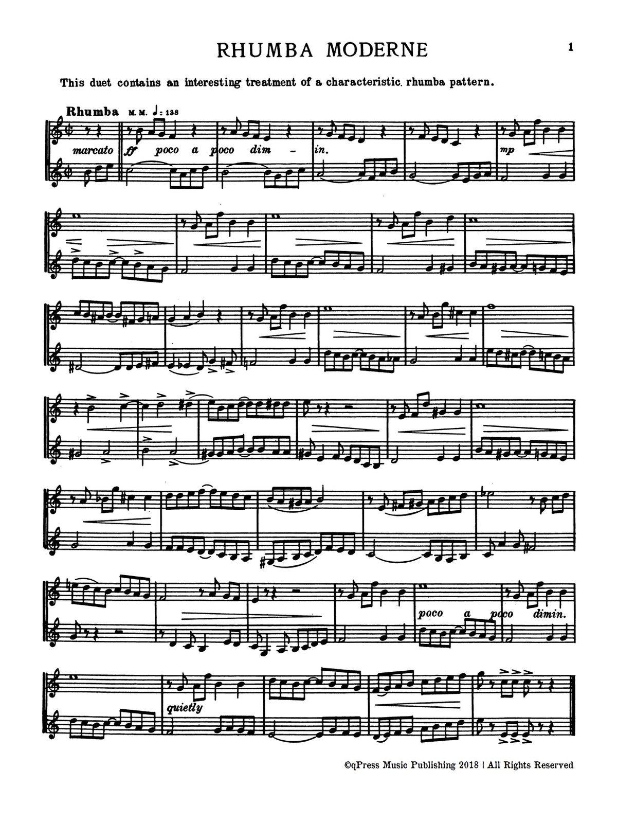 Huffnagle, Streamlined Duets-p03