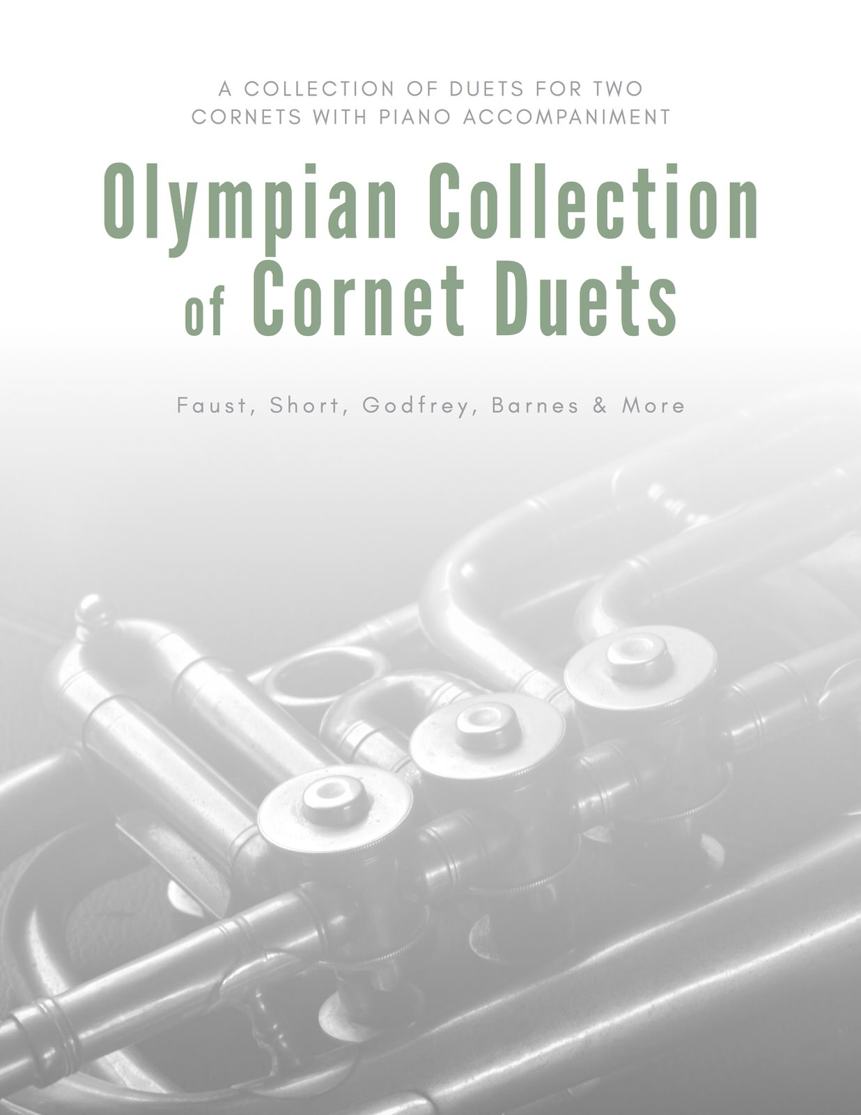 Simon, Olympian Collection of Cornet Duets with Piano-p01