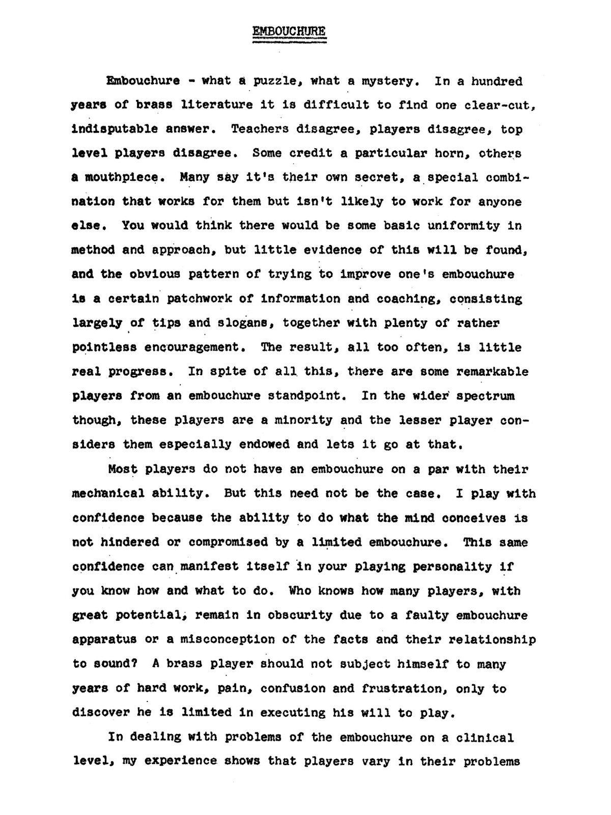 Stevens-Costello, Triple C Embouchure Technique-p015