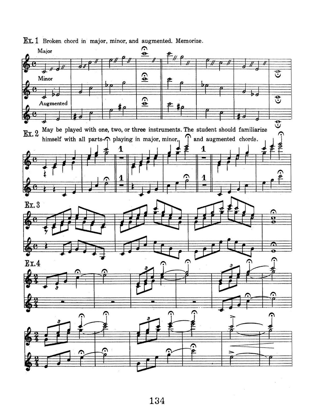 Stevens-Costello, Triple C Embouchure Technique-p148