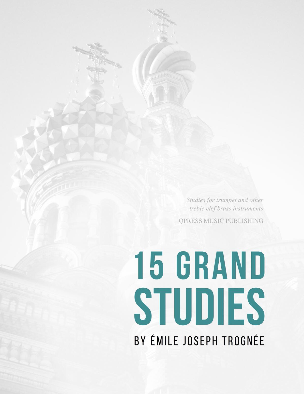 Trognee, 15 Grand Studies-p01