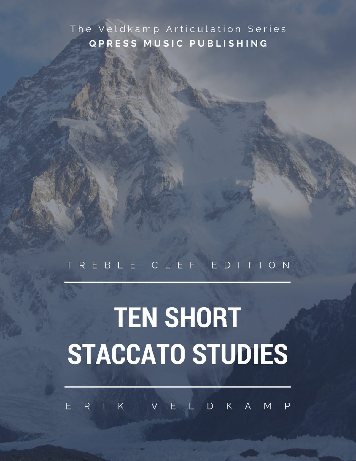 Veldkamp, 10 Short Staccato Studies