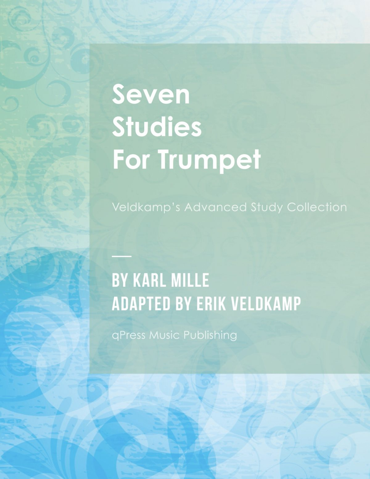 Veldkamp, 7 Studies for Trumpet-p01