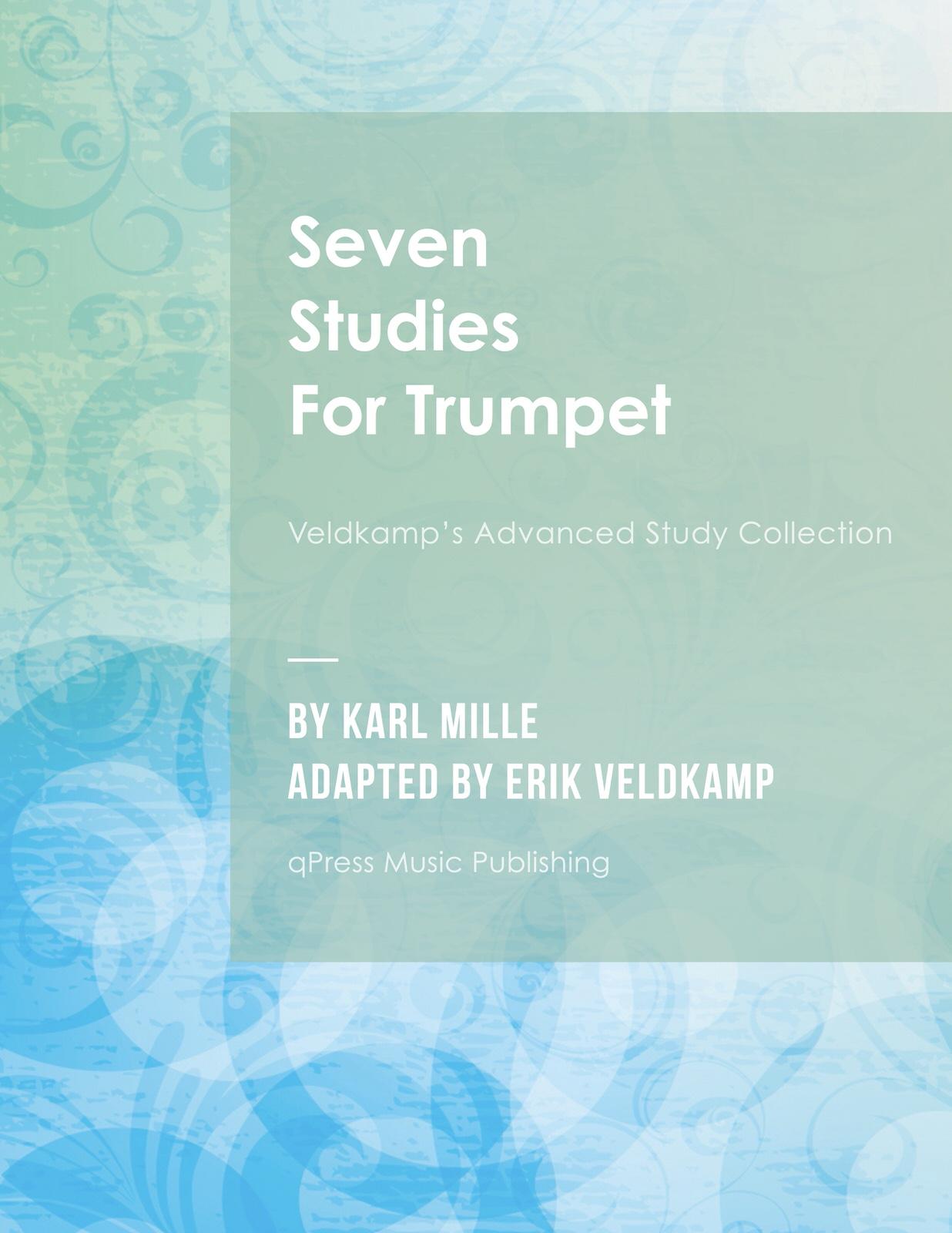 Veldkamp, 7 Studies for Trumpet-p01