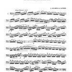 Allard, Lafosse, Arban Etudes Characteristiques-p03