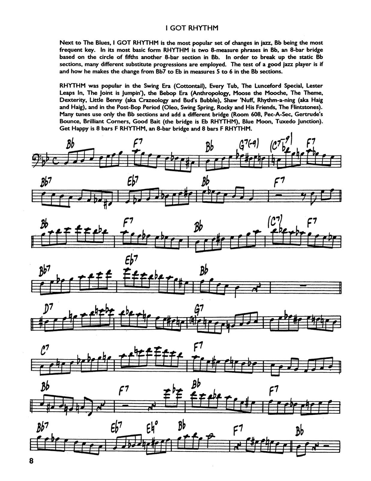 Berger, Contemporary Jazz Studies Vol.1 (Bass Clef) 3