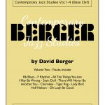 Berger, Contemporary Jazz Studies Vol.2 (Bass Clef)
