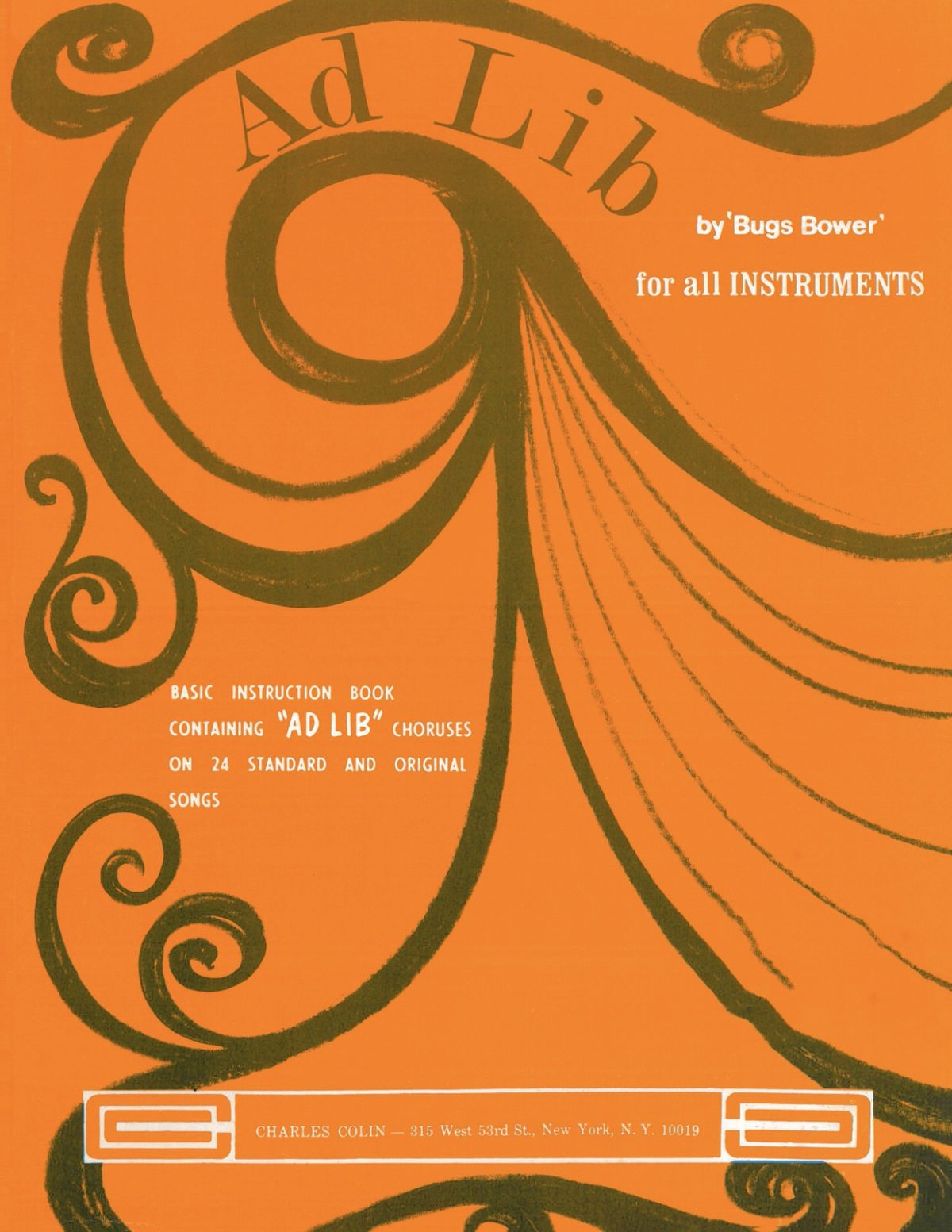 Bower, Ad Lib for All Instruments-p01