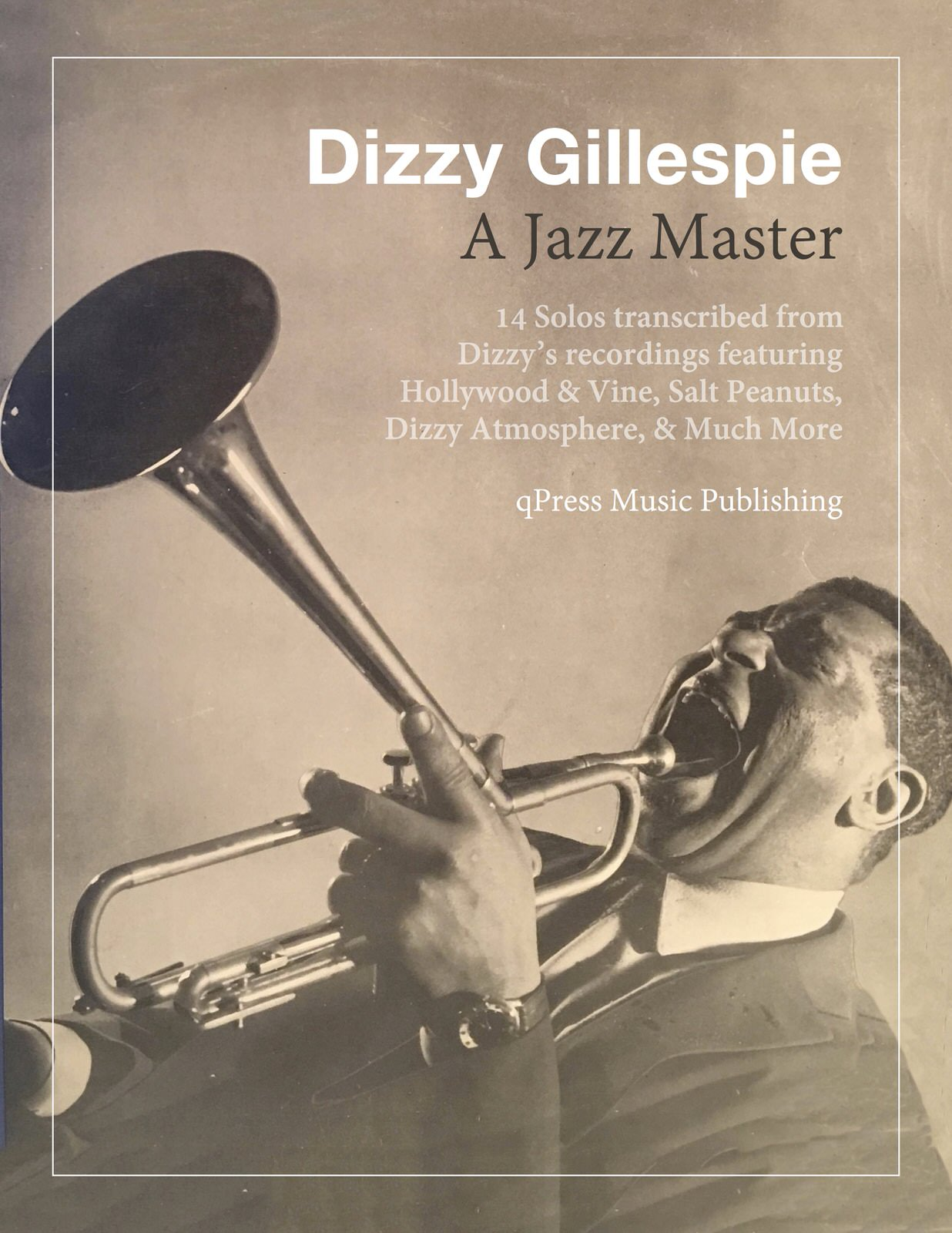 Gillespie, A Jazz Master (Part and Score)-p001