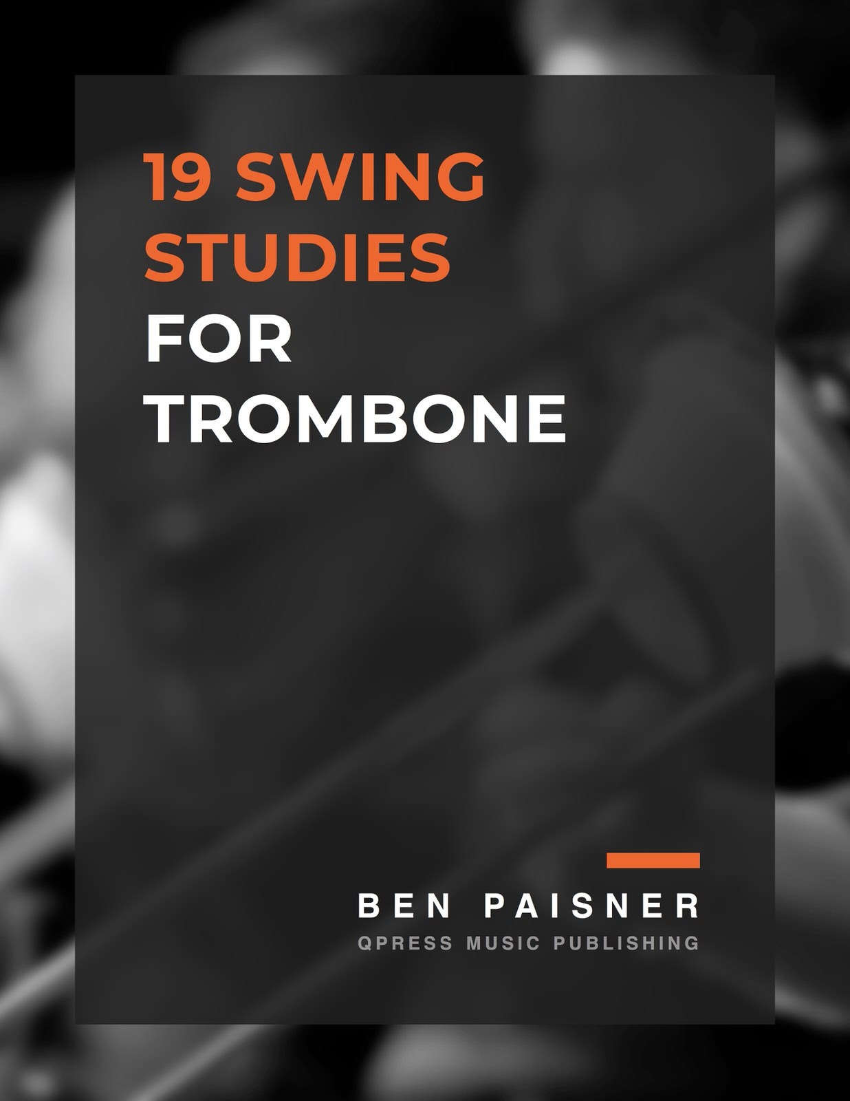 Paisner, 19 Swing Studies for Trombone-p01