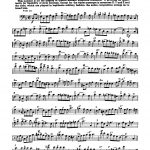 Paisner, 19 Swing Studies for Trombone-p03
