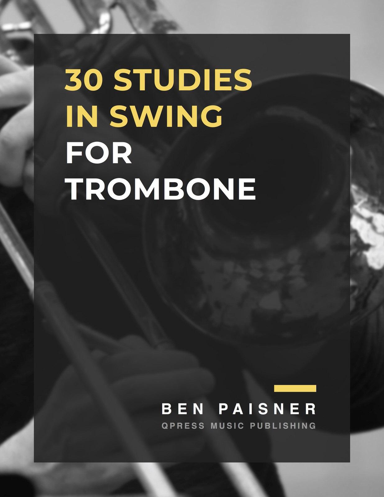 Paisner, 30 Studies in Swing Bass Clef-p01