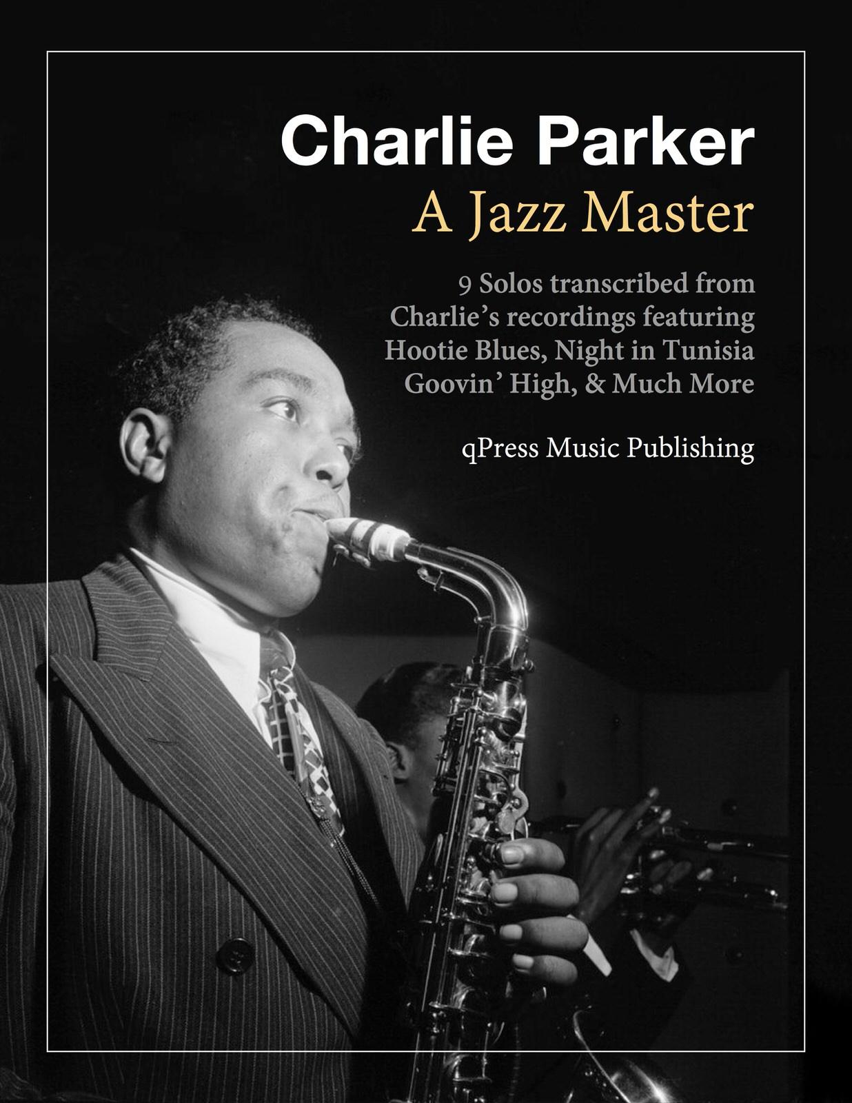 Parker, A Jazz Master-p01