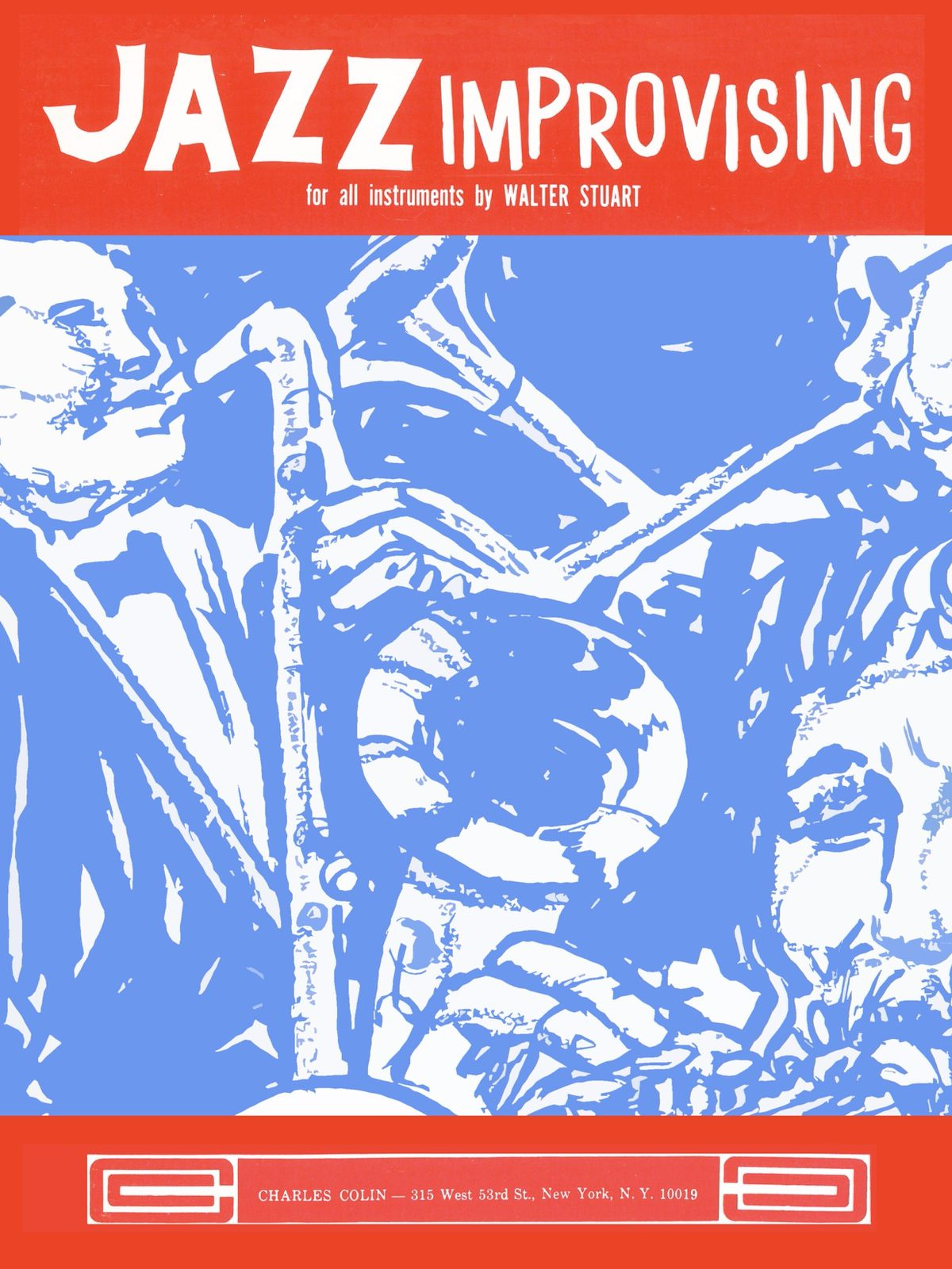 Stuart, Walter, Jazz Improvising-p01