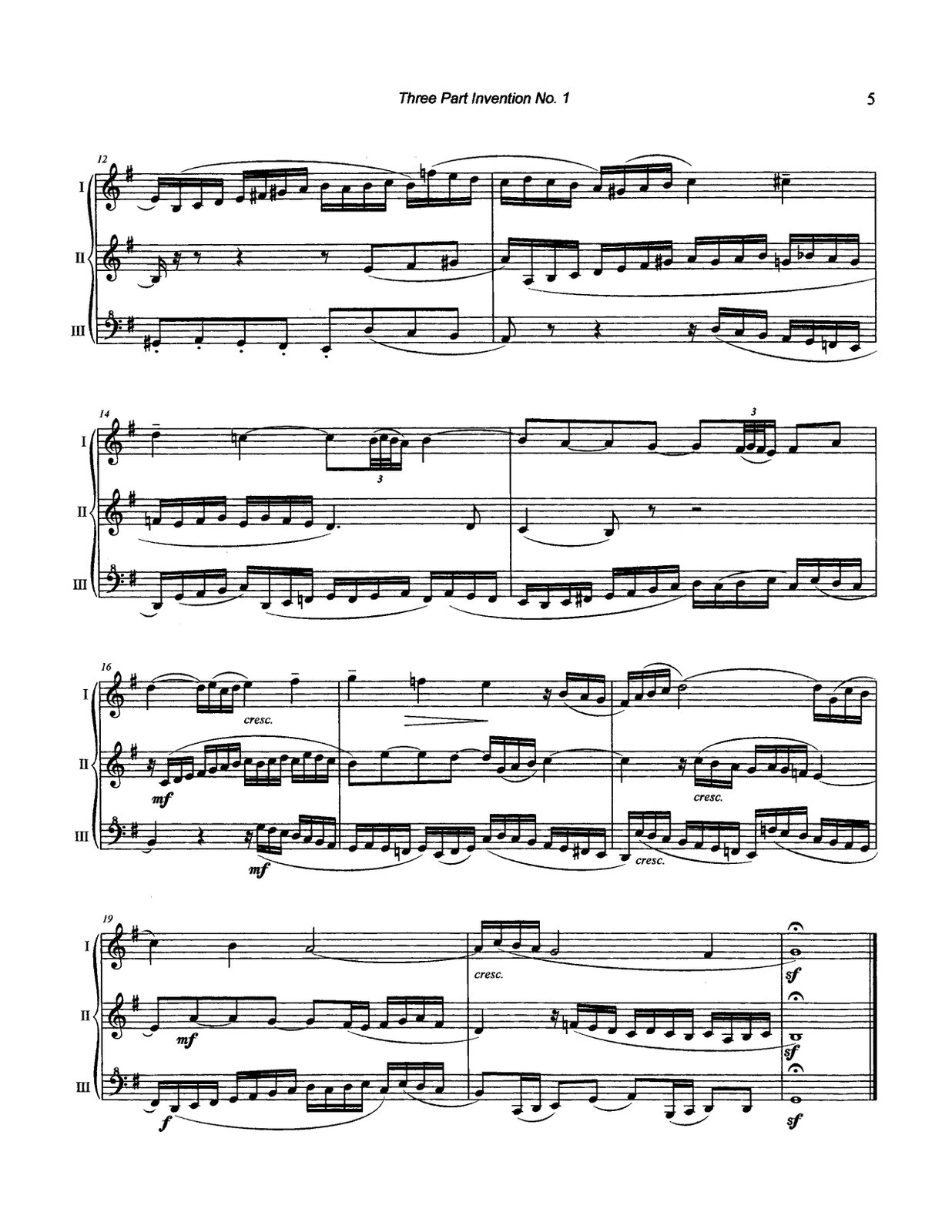 Barranco-Bach, 12 Trios for French Horn-p07