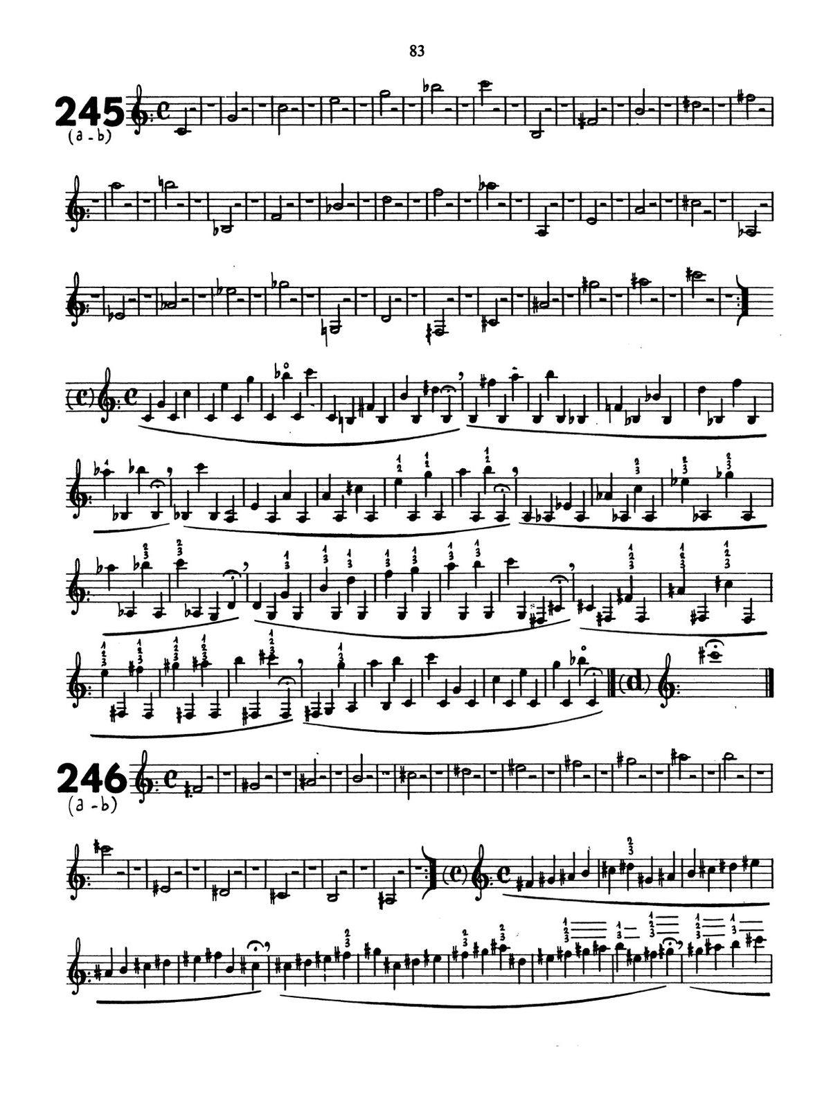 Bodet, Embouchure Technique (English)-p93
