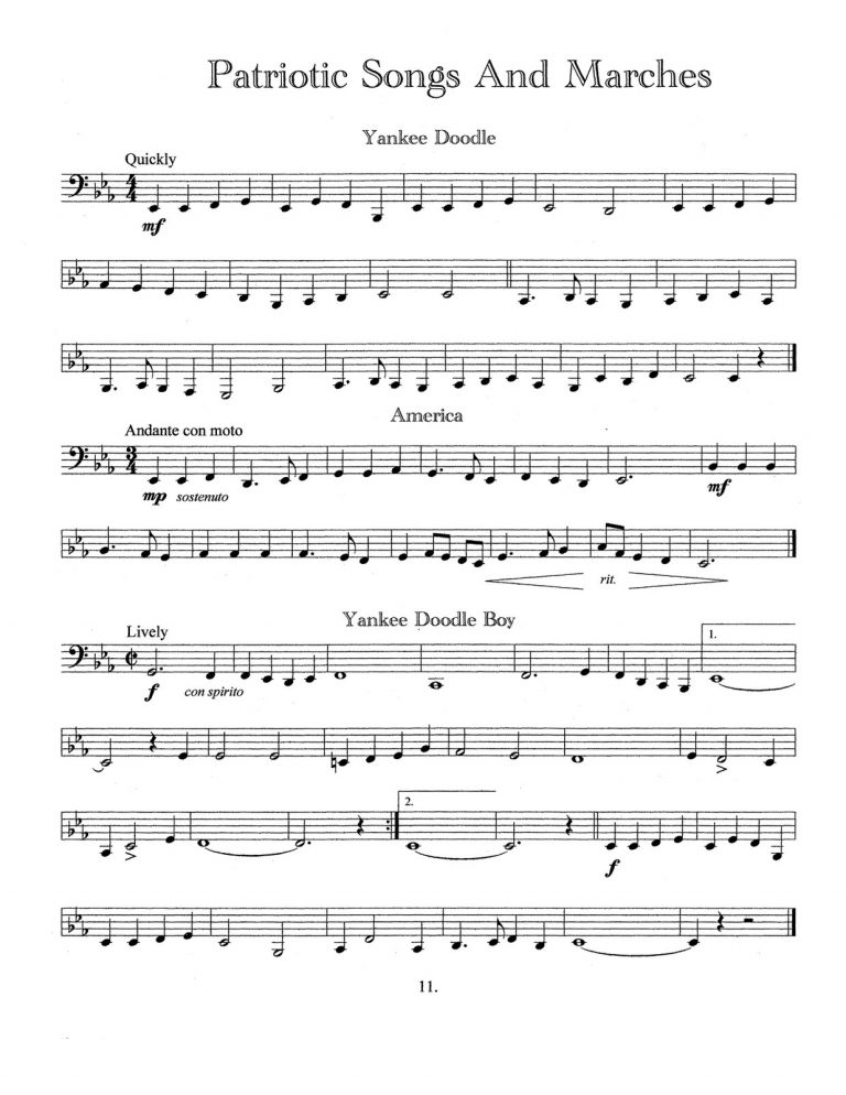 Really Big Student Songbook (Tuba)