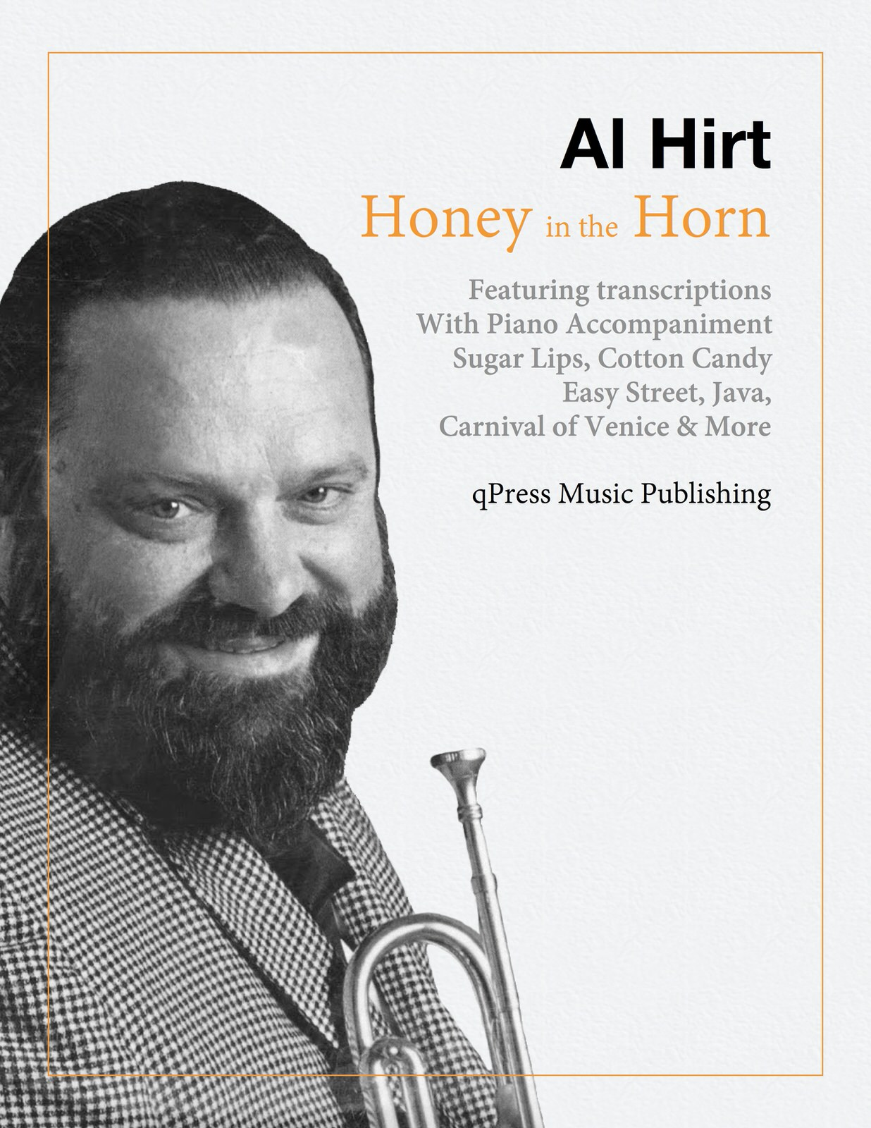 Hirt, Honey in the Horn (Part and Score)-p01