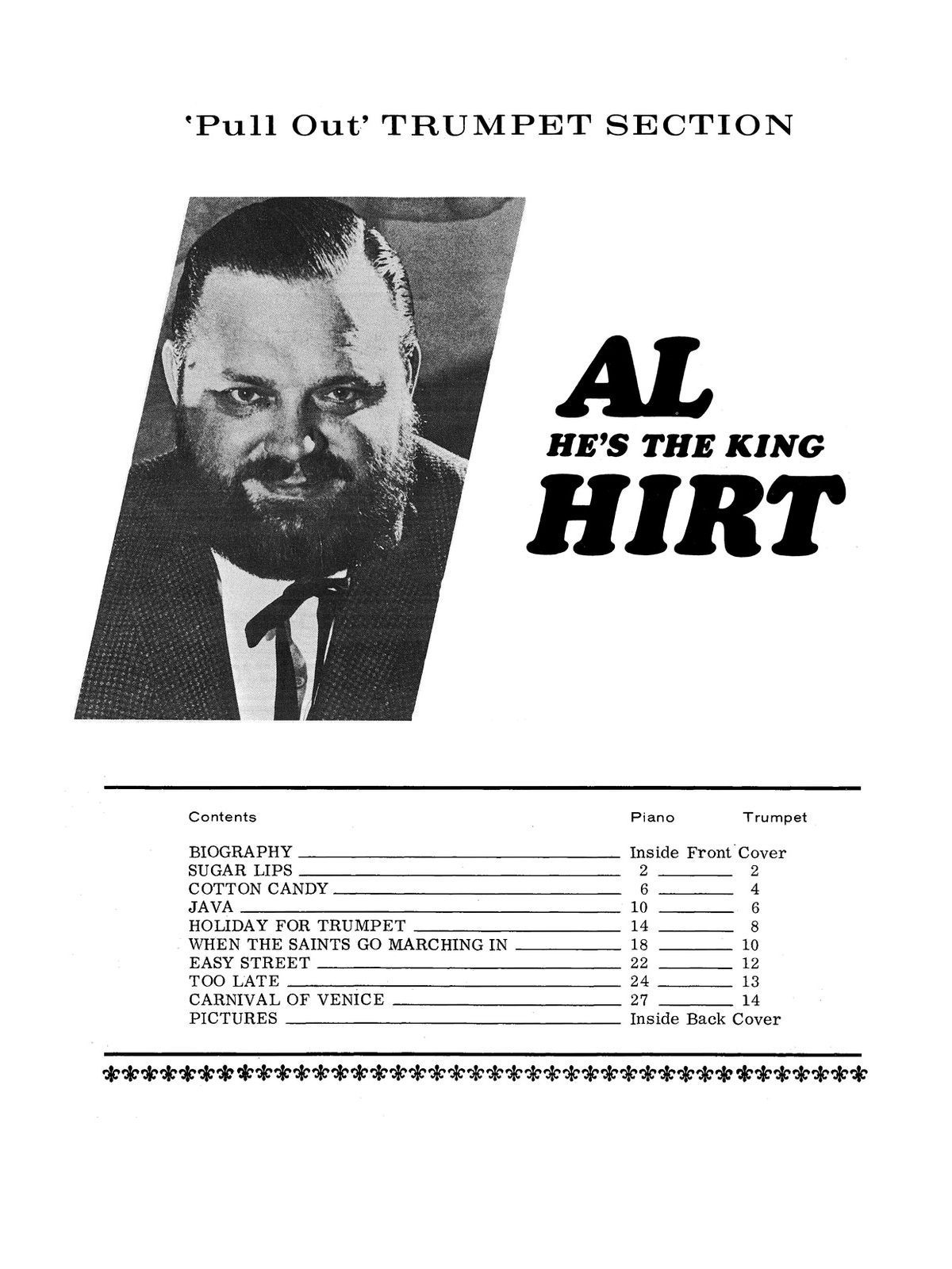 Hirt, Honey in the Horn (Part and Score)-p03
