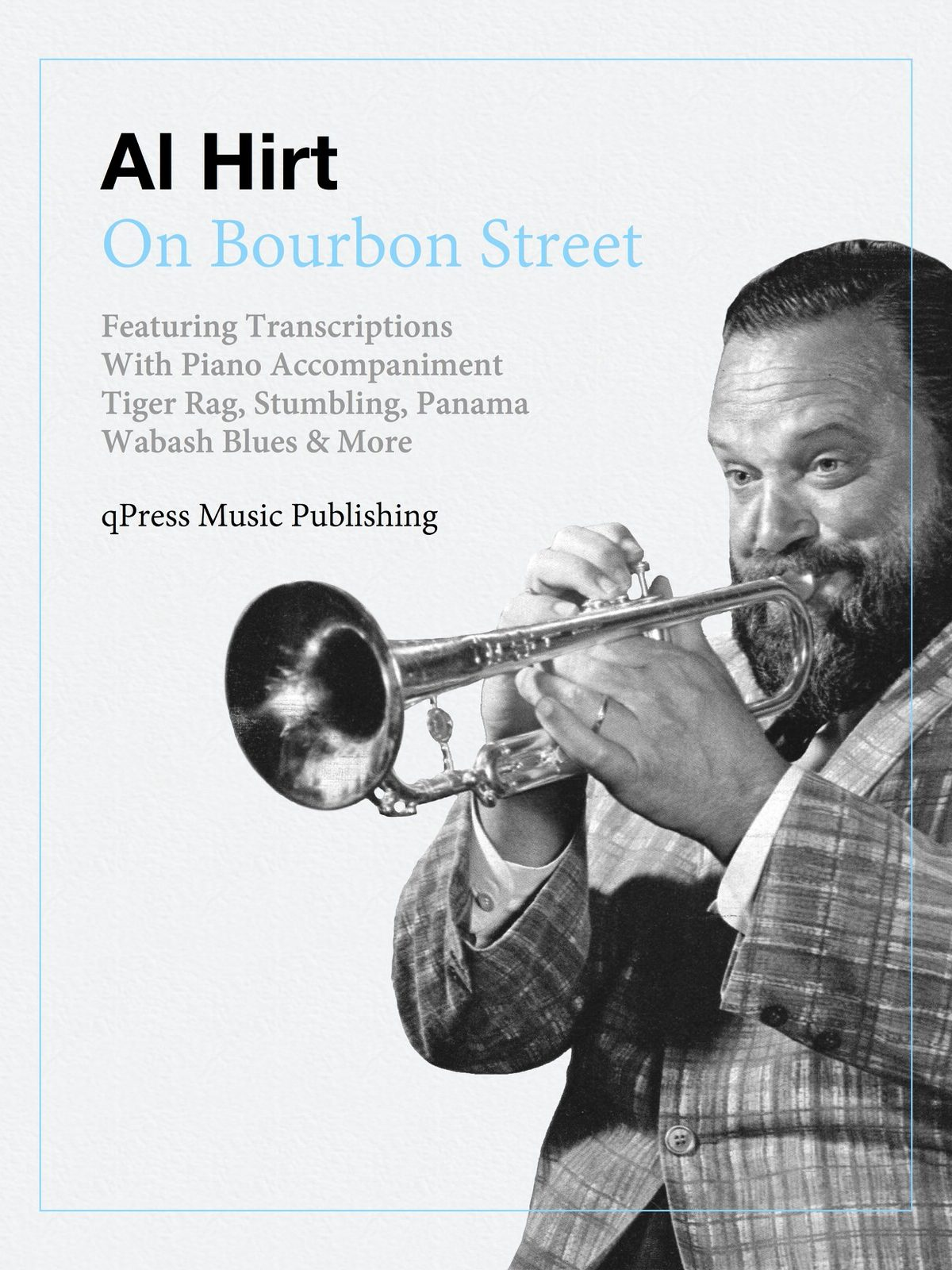 Hirt, On Bourbon Street (Part and Score)-p01