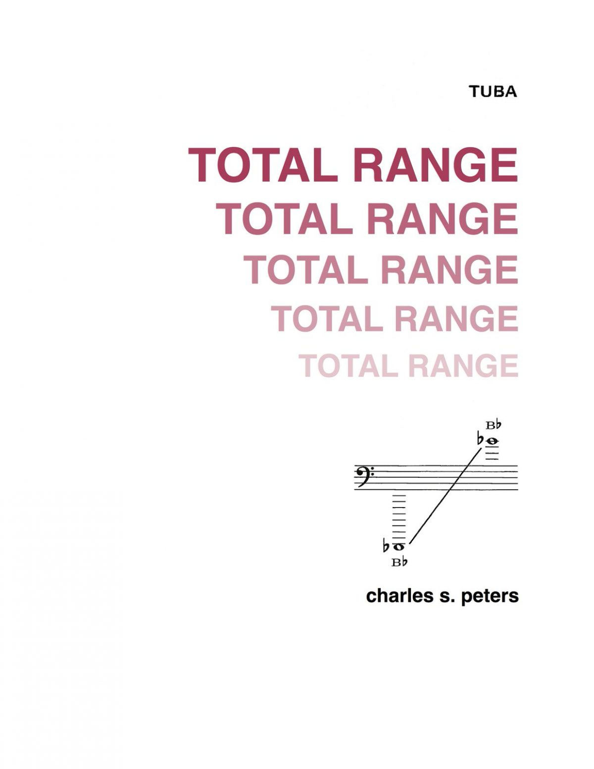 Peters, Total Range Tuba-p01