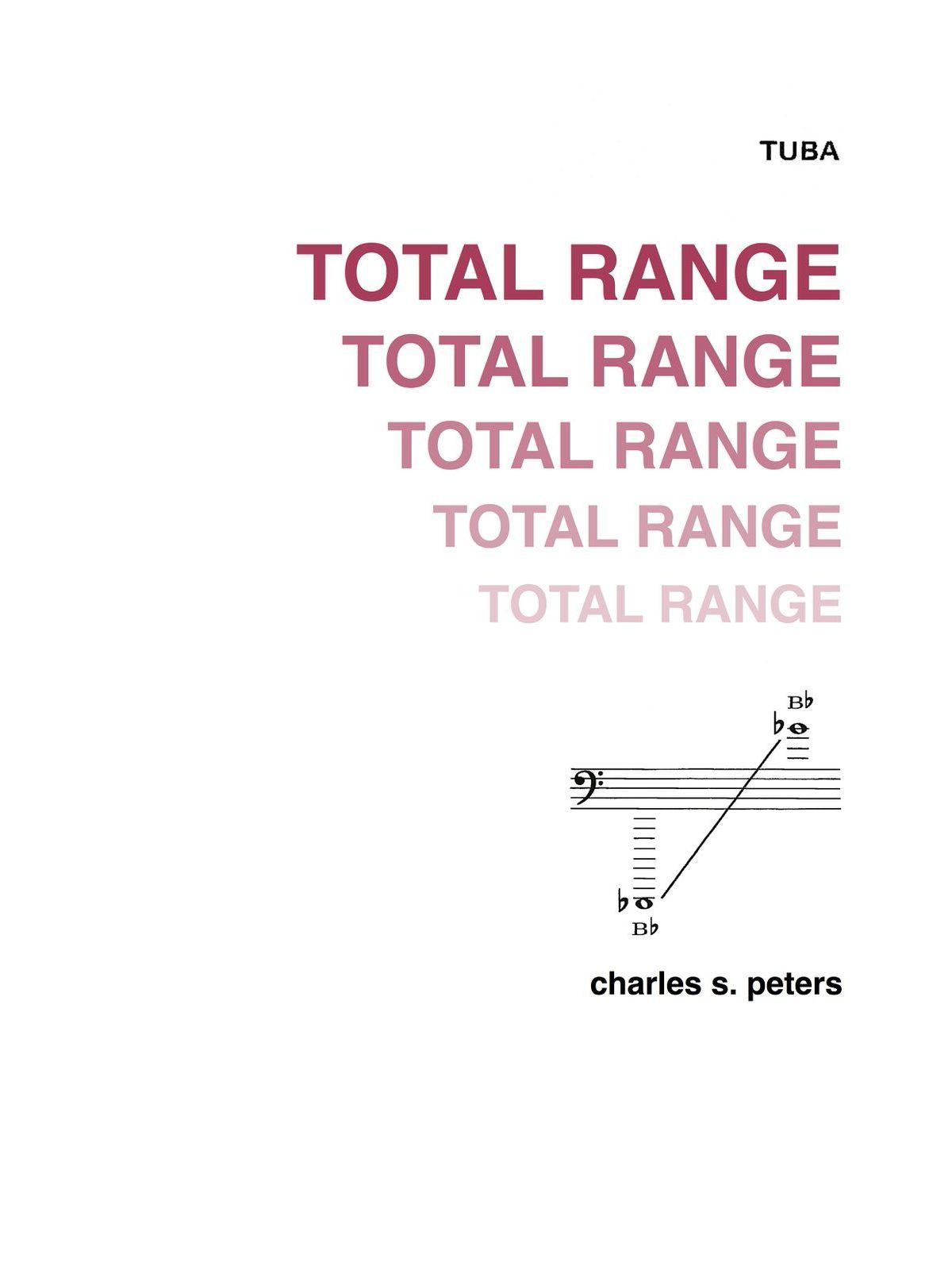 Peters, Total Range Tuba-p01