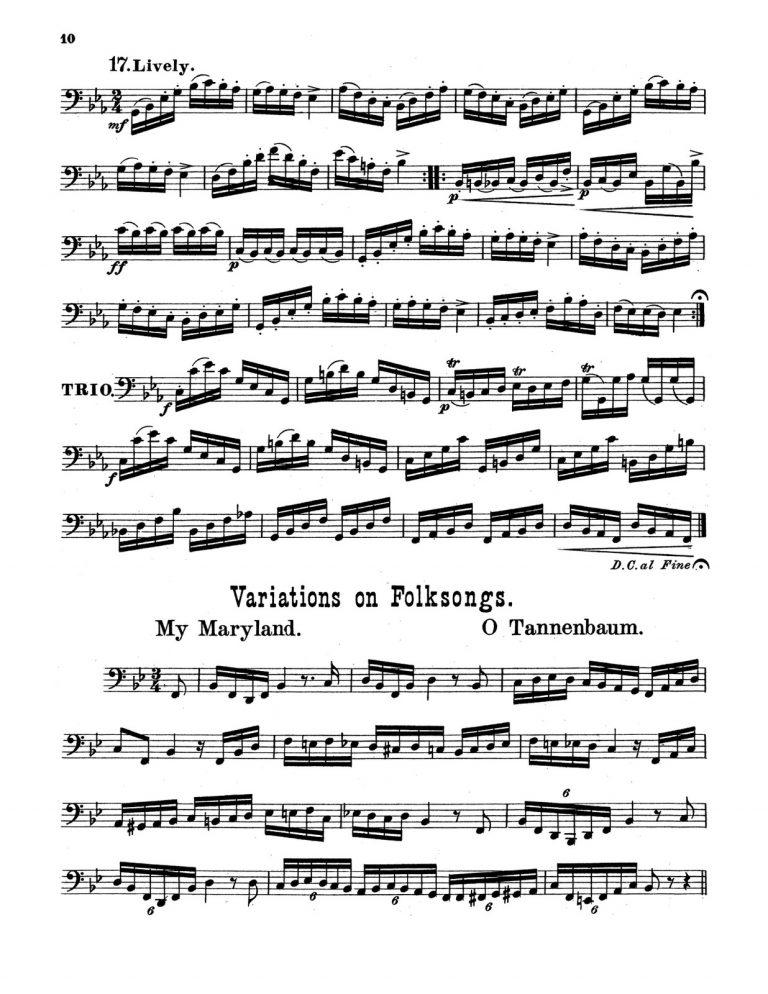 Tuba Players Vade Mecum