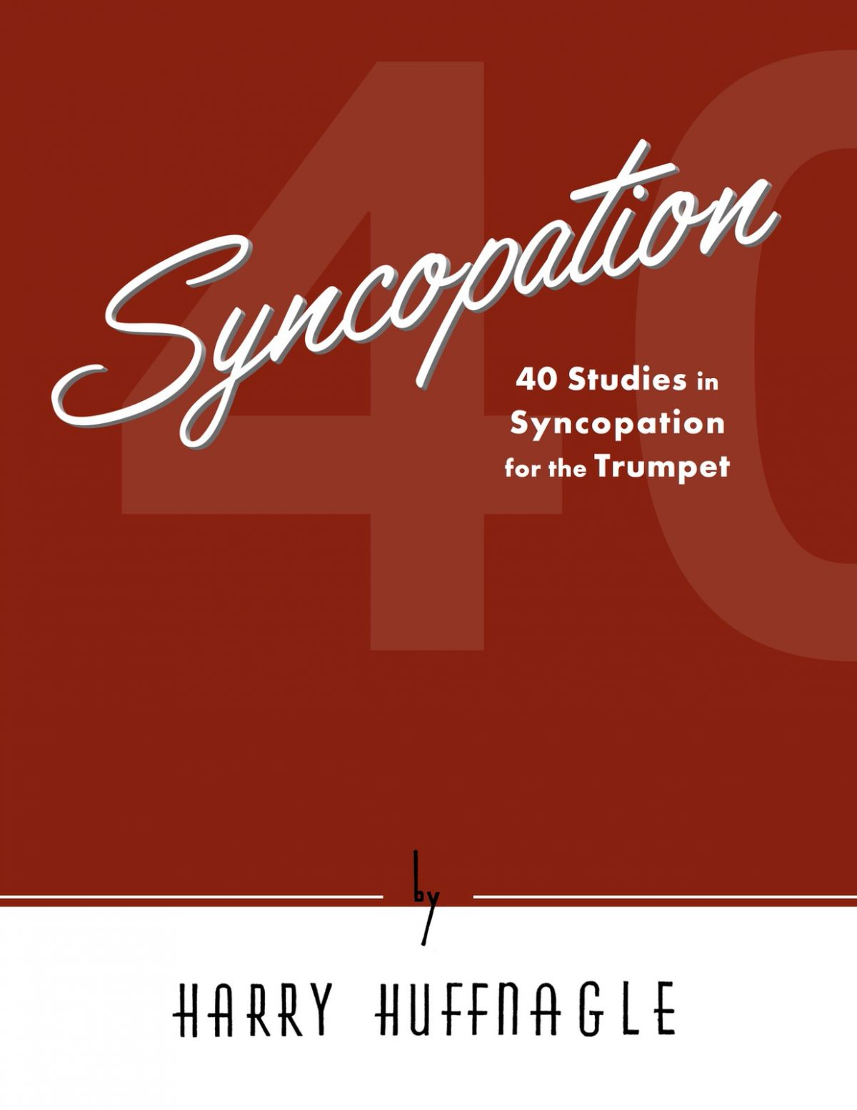 Huffnagle-Gornston, 40 Studies in Syncopation-p01
