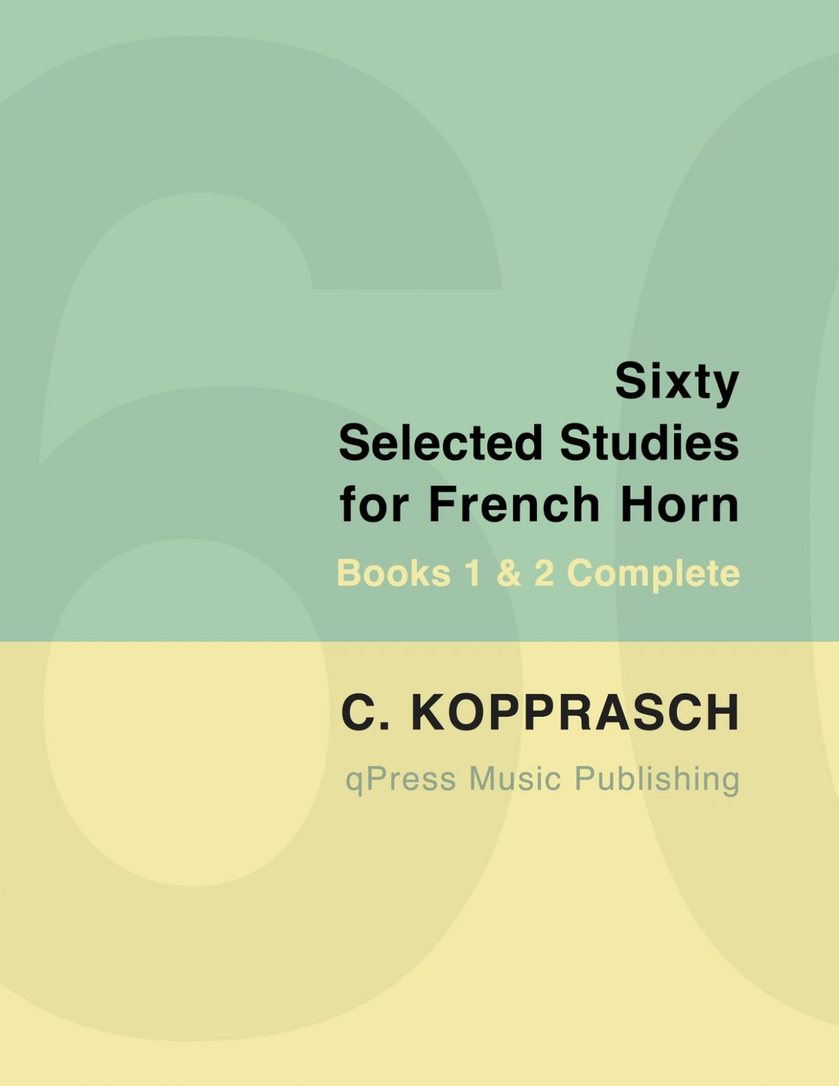 Kopprasch, 60 Selected Studies-p01