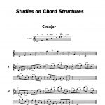 Kotwica, Viola, Chord Studies for Trumpet-p007