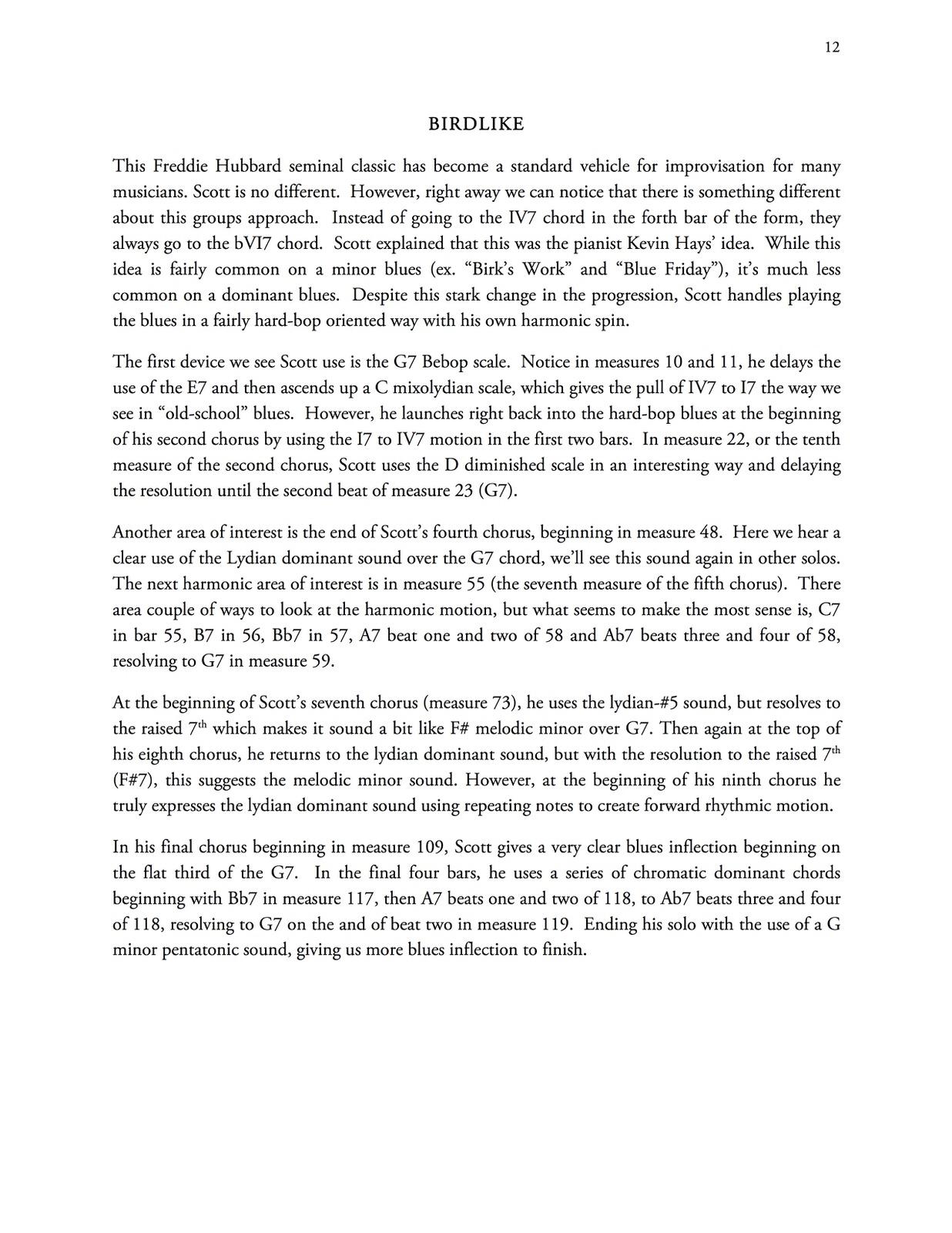 Siereveld, Modern Approach to Improvisation Volume 3 Wendholt-p022