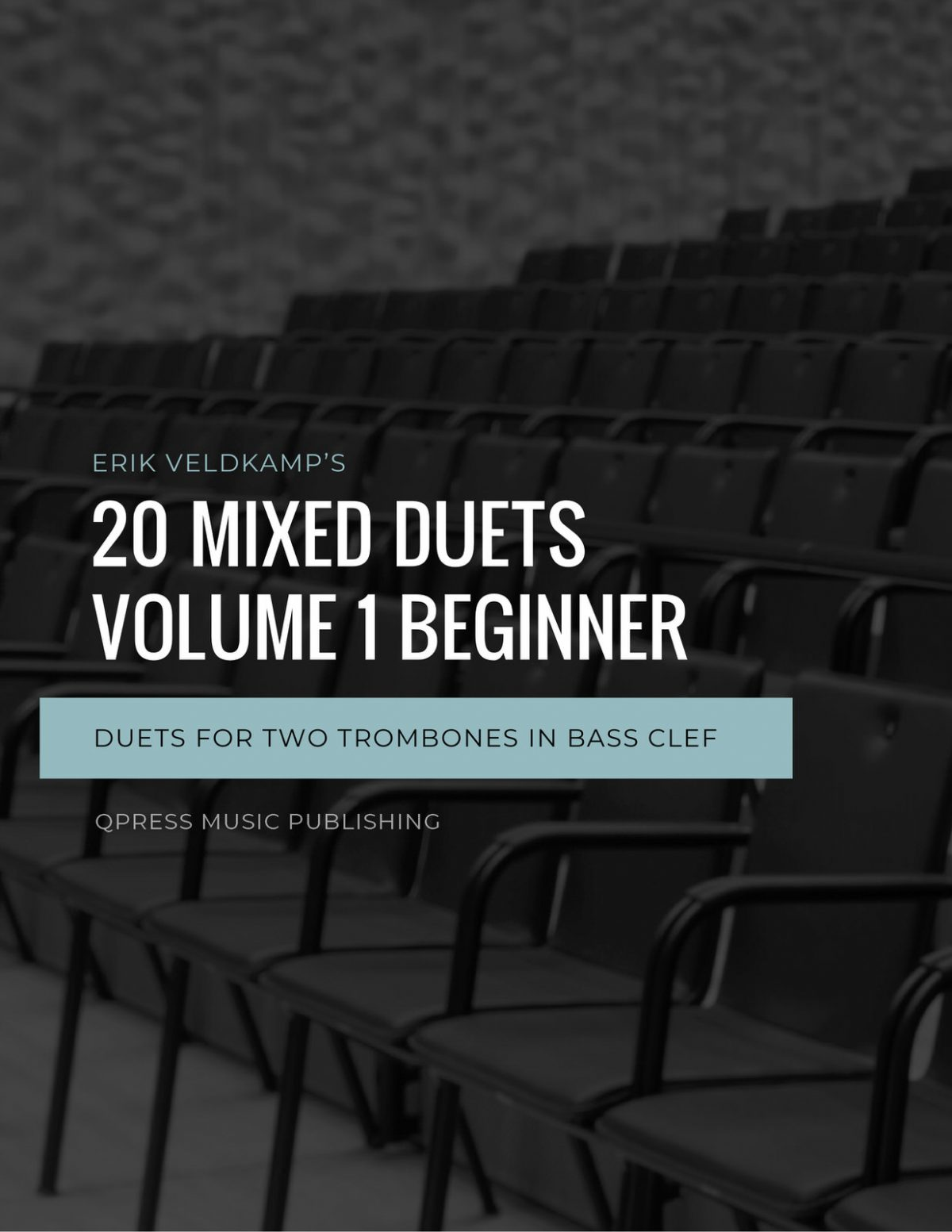 Veldkamp, 20 Mixed Duets Vol.1 (Bass Clef)