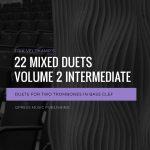 Veldkamp, 22 Mixed Duets Vol.2(Bass Clef)-p01