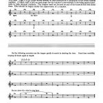 Lillya, Clifford, Method for Cornet and Trumpet Book 1-p10