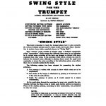 Arnold, Swing Style for the Trumpet-p03