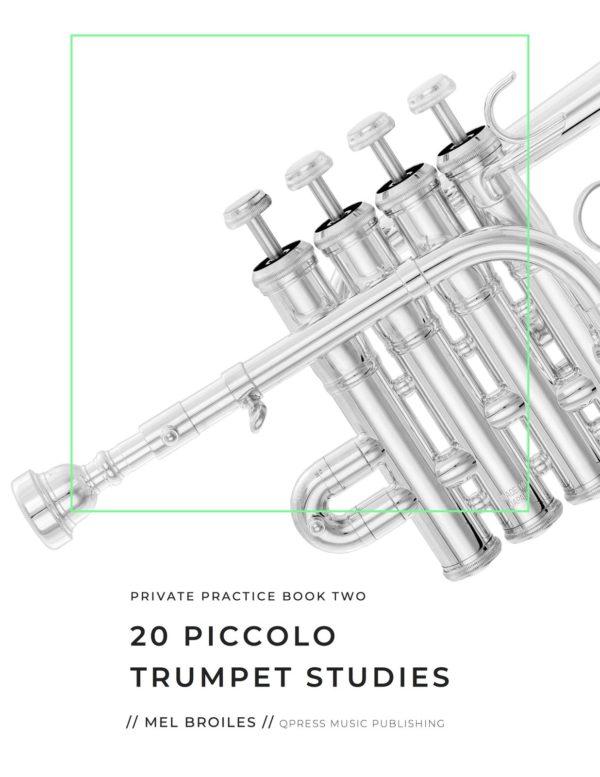 20 Piccolo Trumpet Studies