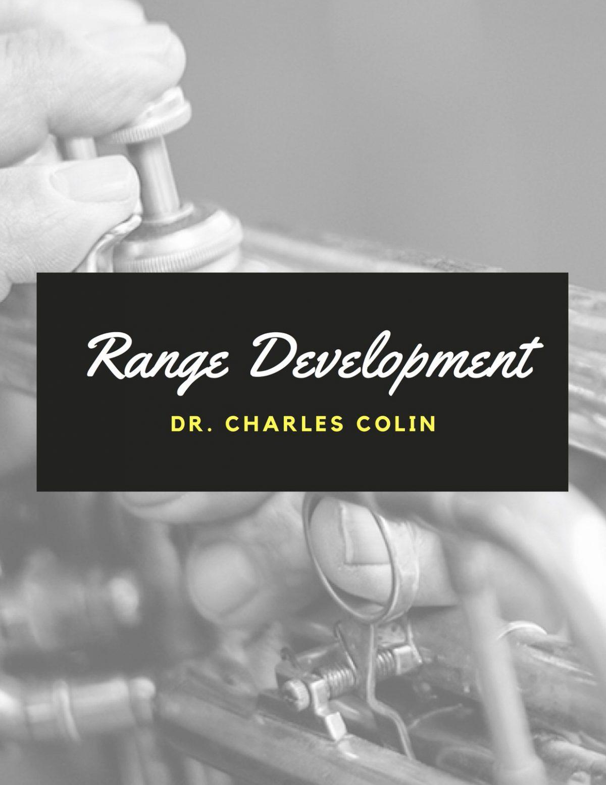 Colin, Range Development-p01
