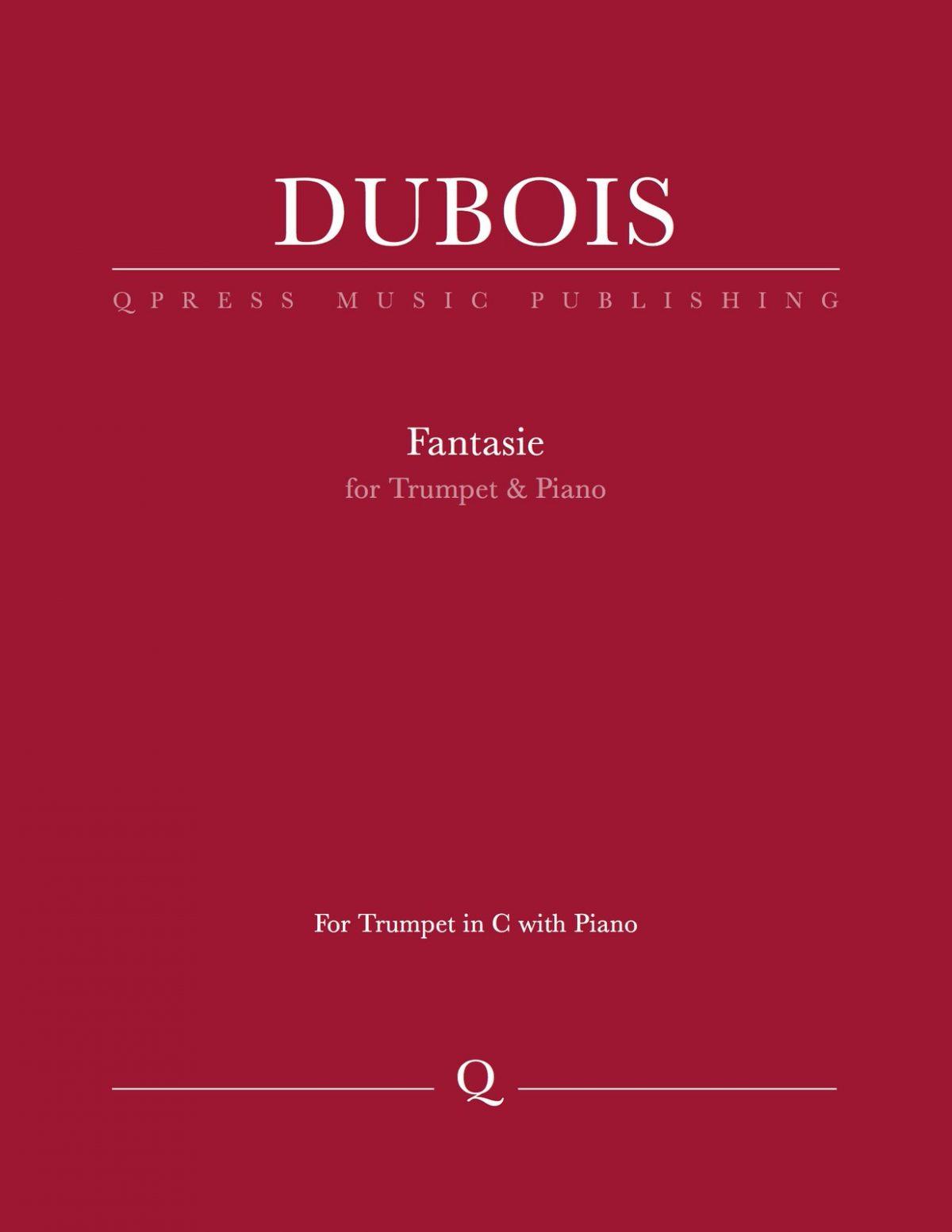 Dubois, Fantasie-p01
