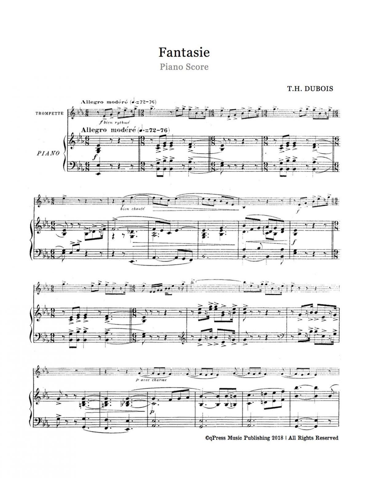 Dubois, Fantasie-p05